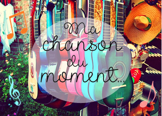 Ma chasons du moment... #1