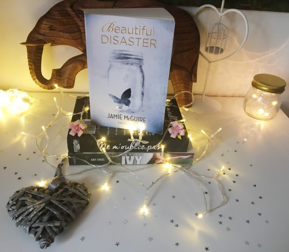 DIVERS - Beautiful Disaster, The book of Ivy, Ne m'oublie pas (1)