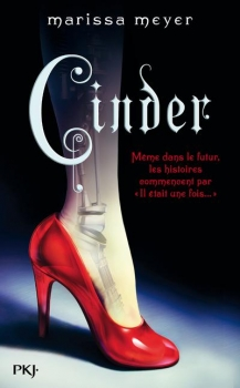 cinder, tome 1