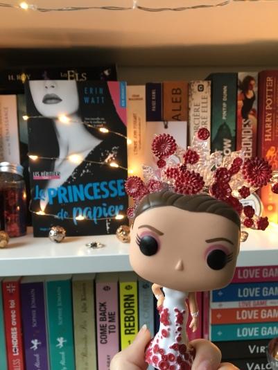 Les Héritiers, tome 1: La princesse de papier - Erin Watt