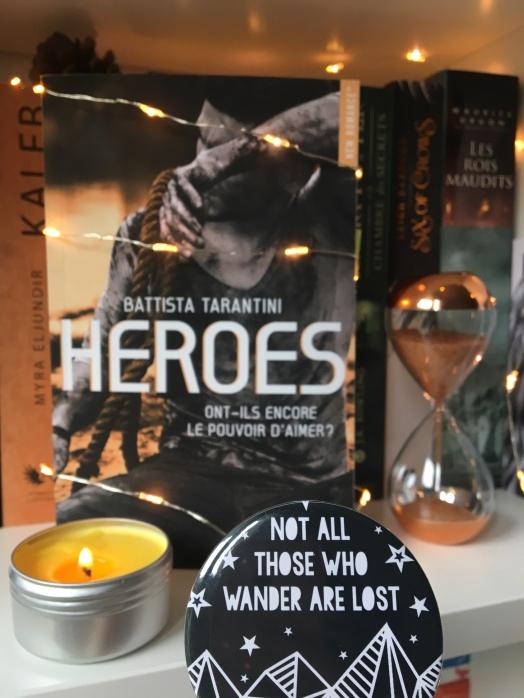 Heroes - Battista Tarantini