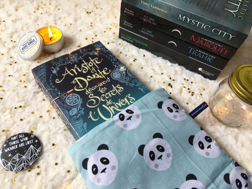 Pocket Jeunesse - Aristote et Dante découvrent les secrets de l'Univers de Benjamin Alire Saenz