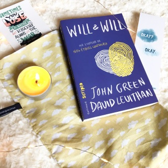 GALLIMARD - Will & Will - John Green et David Levithan
