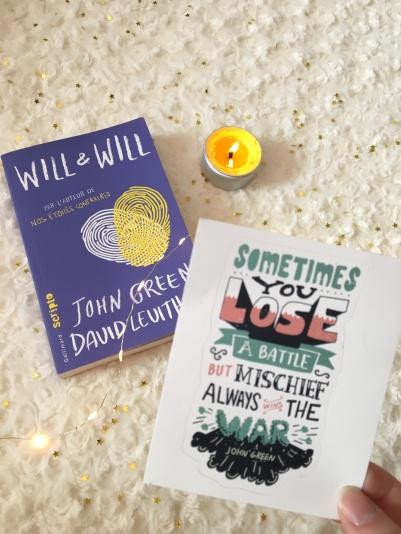 Will & Will - John Green et David Levithan