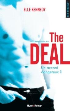 HUGO ROMAN - Off-Campus, tome 1 - The Deal - La page en folie