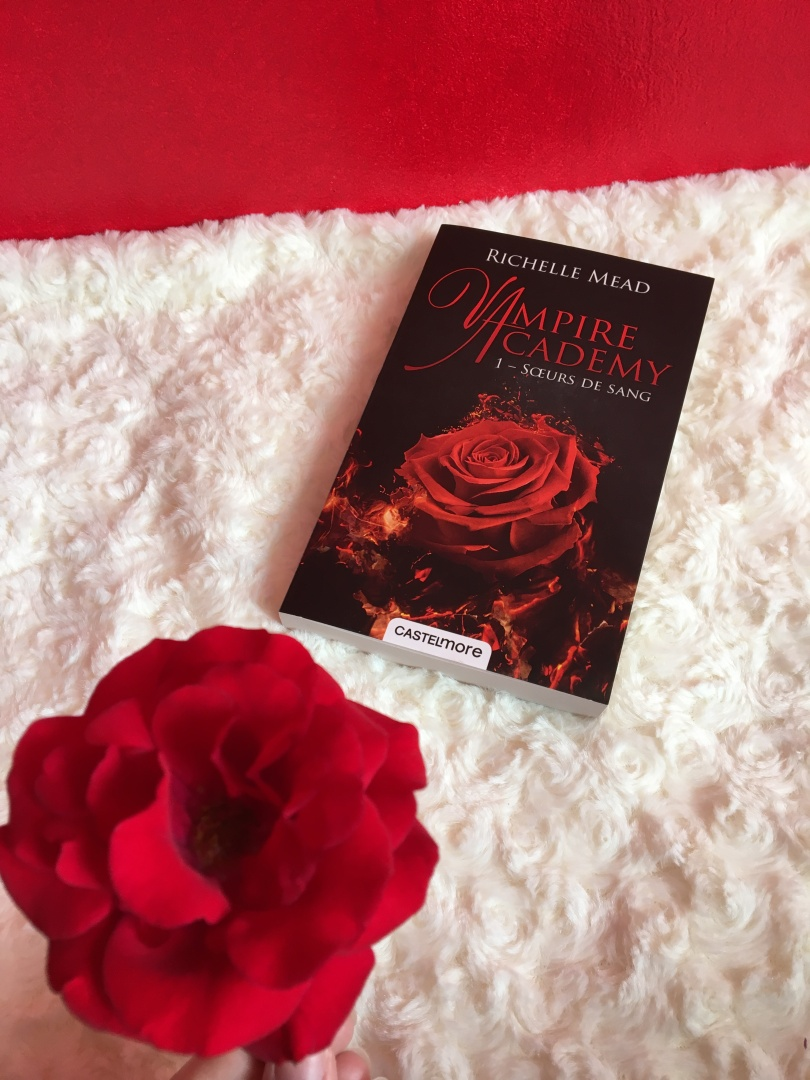 Castelmore - Vampire Academy, tome 1: Sœurs de sang - Richelle Mead