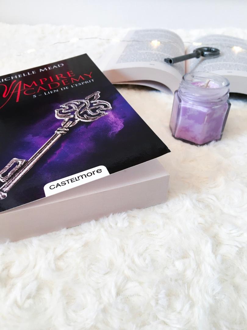 Castelmore - Vampire Academy, tome 5: Lien de l'esprit de Richelle Mead