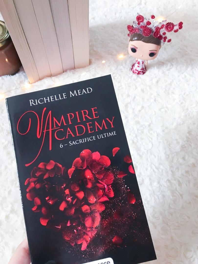 Castelmore - Vampire Academy, tome 6: Sacrifice Ultime de Richelle Mead