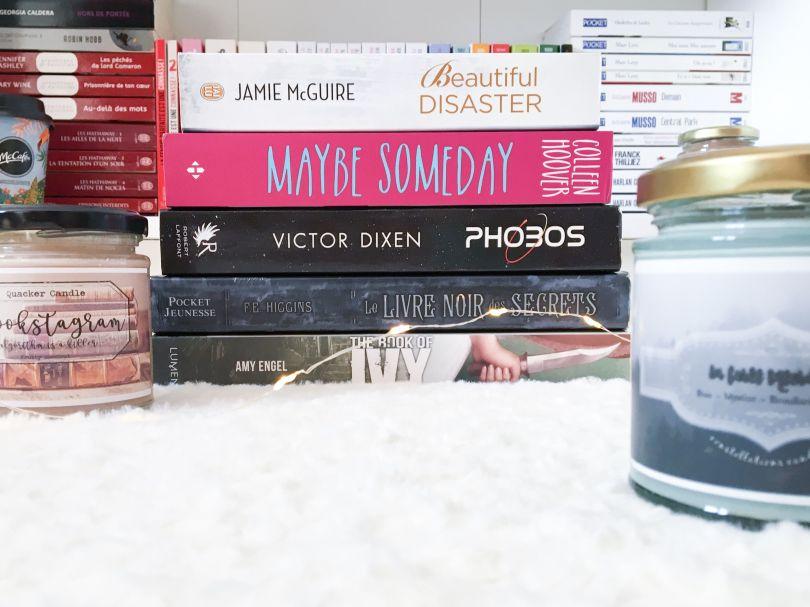 Give Me Five Books - 5 livres que vous aimeriez relire, sélection