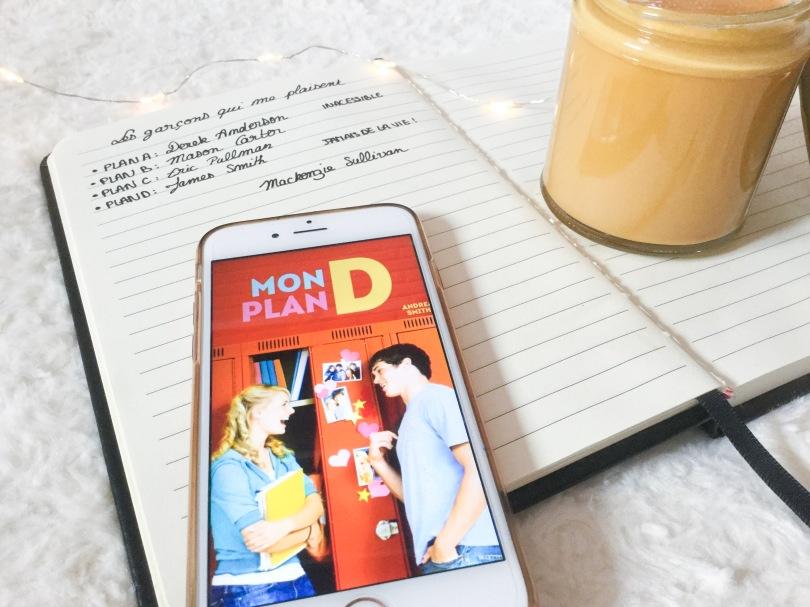Hachette - Mon plan D - Andrea Smith