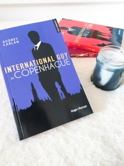 HUGO ROMAN - International Guy, tome 3 Copenhague - La page en folie (3)