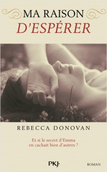 Pocket Jeunesse - Breathing, tome 2: Ma raison d'espérer de Rebecca Donovan - Couverture