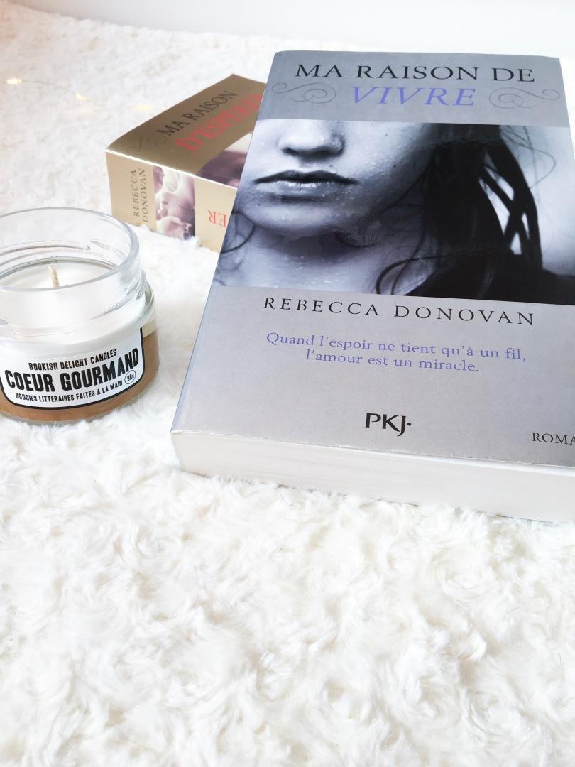 Pocket Jeunesse - Breathing, tome 1: Ma raison de vivre de Rebecca Donovan