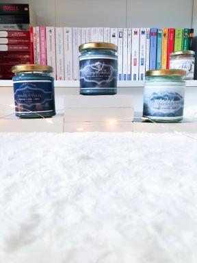 Constellations Candles - Box A travers les océans