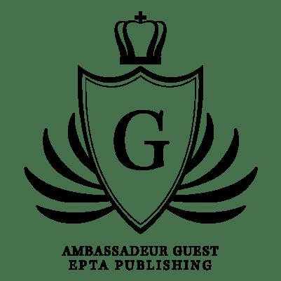 Badge ambassadeur guest d'Epta Publishing