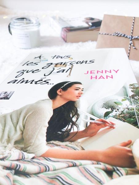 Les amours de Lara Jean, tome 1: A tous les garçons que j'ai aimés de Jenny Han