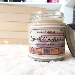 Quacker Candle - Bougie Bookstagram