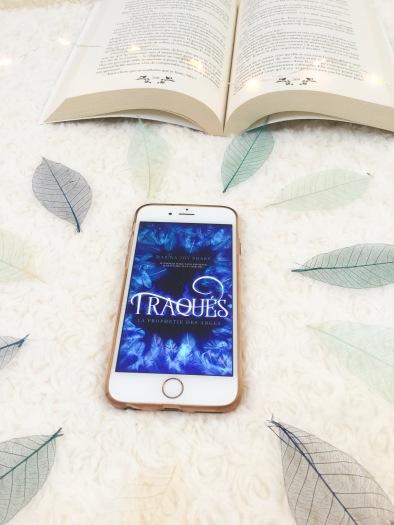 Epta Publishing - La prophétie des anges, tome 1: Traqués de Mariana Joy Sharp