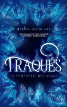EPTA PUBLISHING - La prophétie des anges, tome 1 Tarqués - Couverture