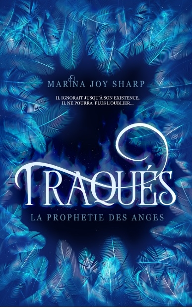 EPTA PUBLISHING - La prophétie des anges, tome 1 : Tarqués de Marina Joy Sharp - Couverture -