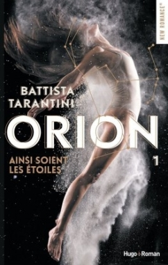 HUGO ROMAN - Orion, tome 1 - Couverture