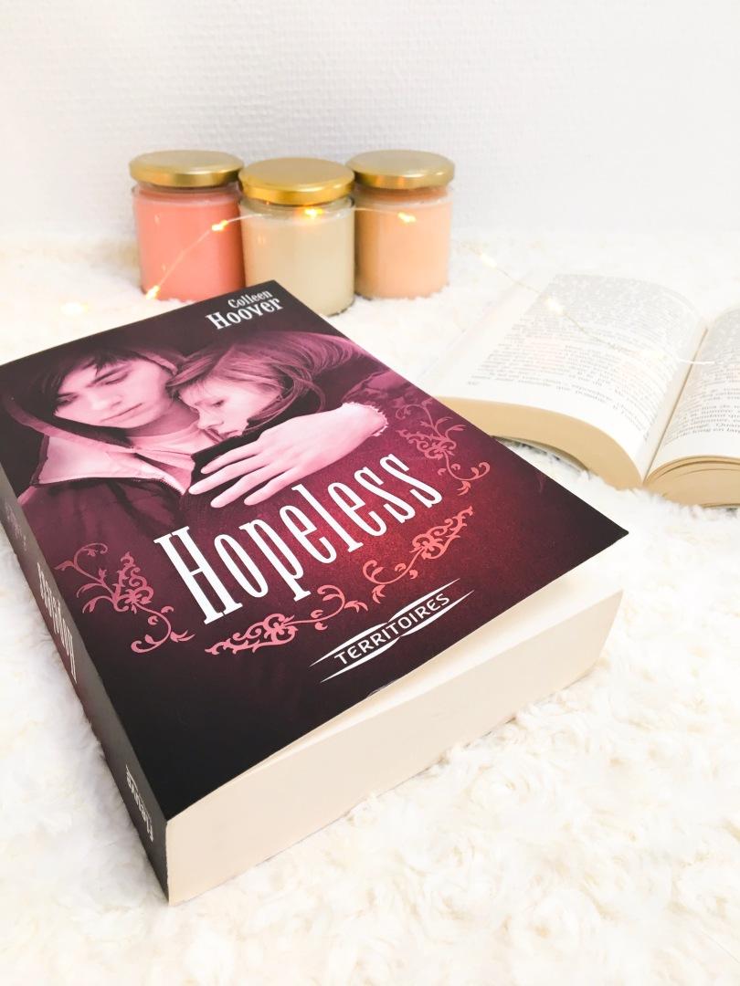 Fleuve, Territoires - Hopeless de Colleen Hoover