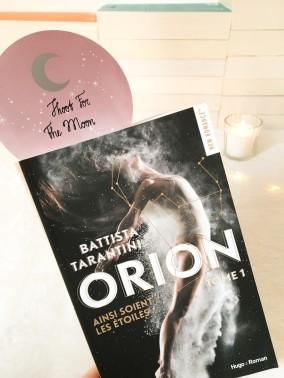 hugo roman - orion tome 1 ainsi soient les étoiles