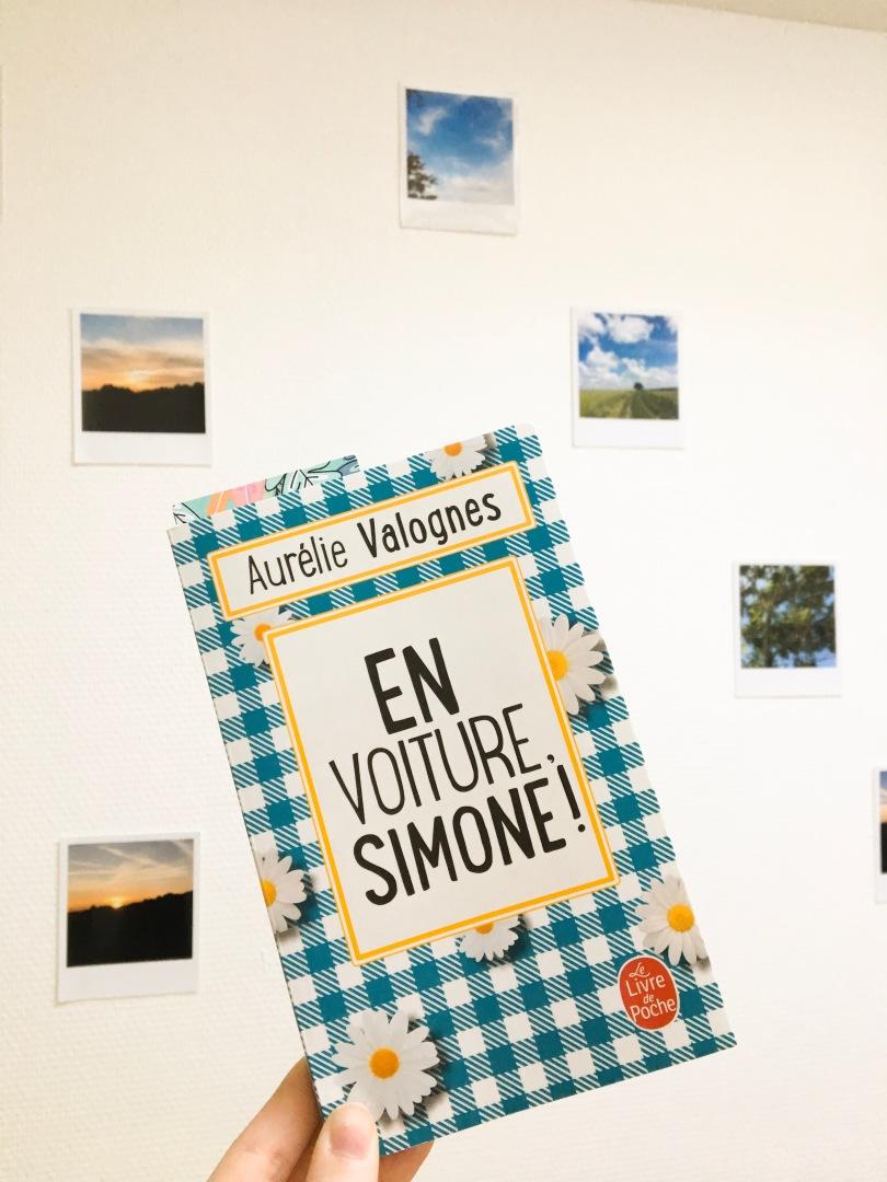 le livre de poche - en voiture simone d'Aurélie Valognes