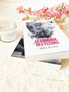 Autoédité - Le langage des fleurs - Erika Boyer