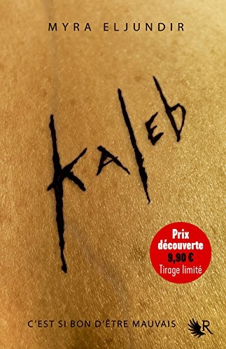 COLLECTION R - Kaleb, Tome 1 - Couverture - La page en folie
