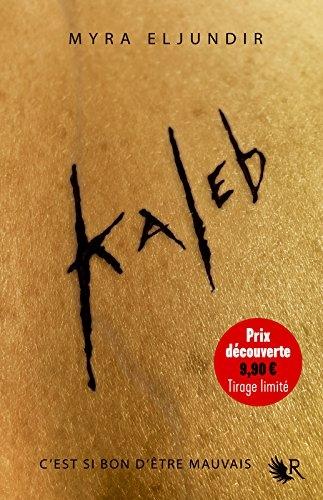 COLLECTION R - Kaleb, Tome 1 - Couverture - La page en folie