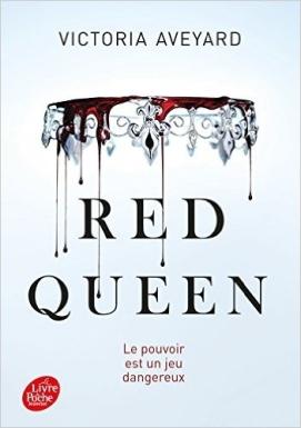 Le livre de poche jeunesse - Red Queen, tome 1 - Victoria Aveyard
