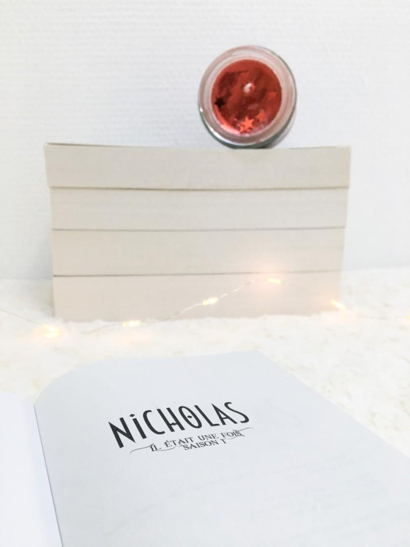 HUGO POCHE - Il était une fois, tome 1, Nicholas - Emma Chase