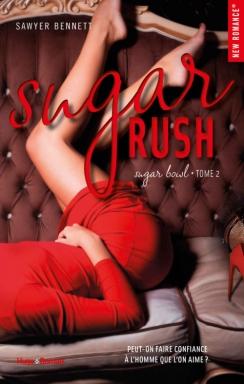 HUGO ROMAN - Sugar bowl tome 2 sugar rush - couverture - la page en folie
