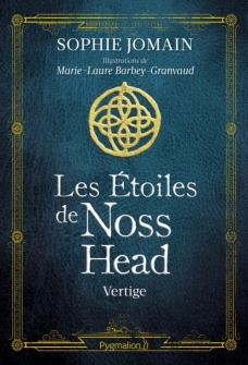 PYGMALION - Les étoiles de noss head tome 1 vertige illustré - Sophie Jomain - Couverture