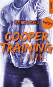 HUGO ROMAN - Cooper training tome 2 Calvin - Couverture - La page en folie