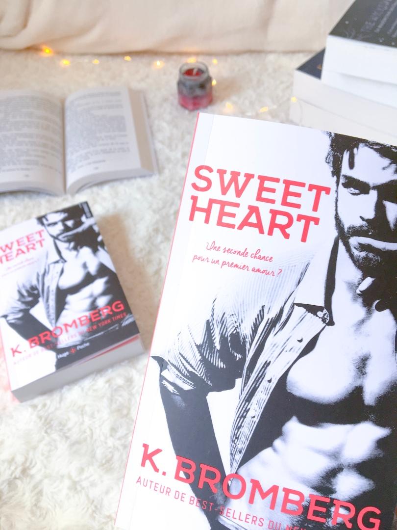 HUGO ROMAN - Sweet Heart, K. Bromberg