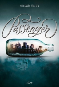 MILAN - Passenger tome 1 - Couverture