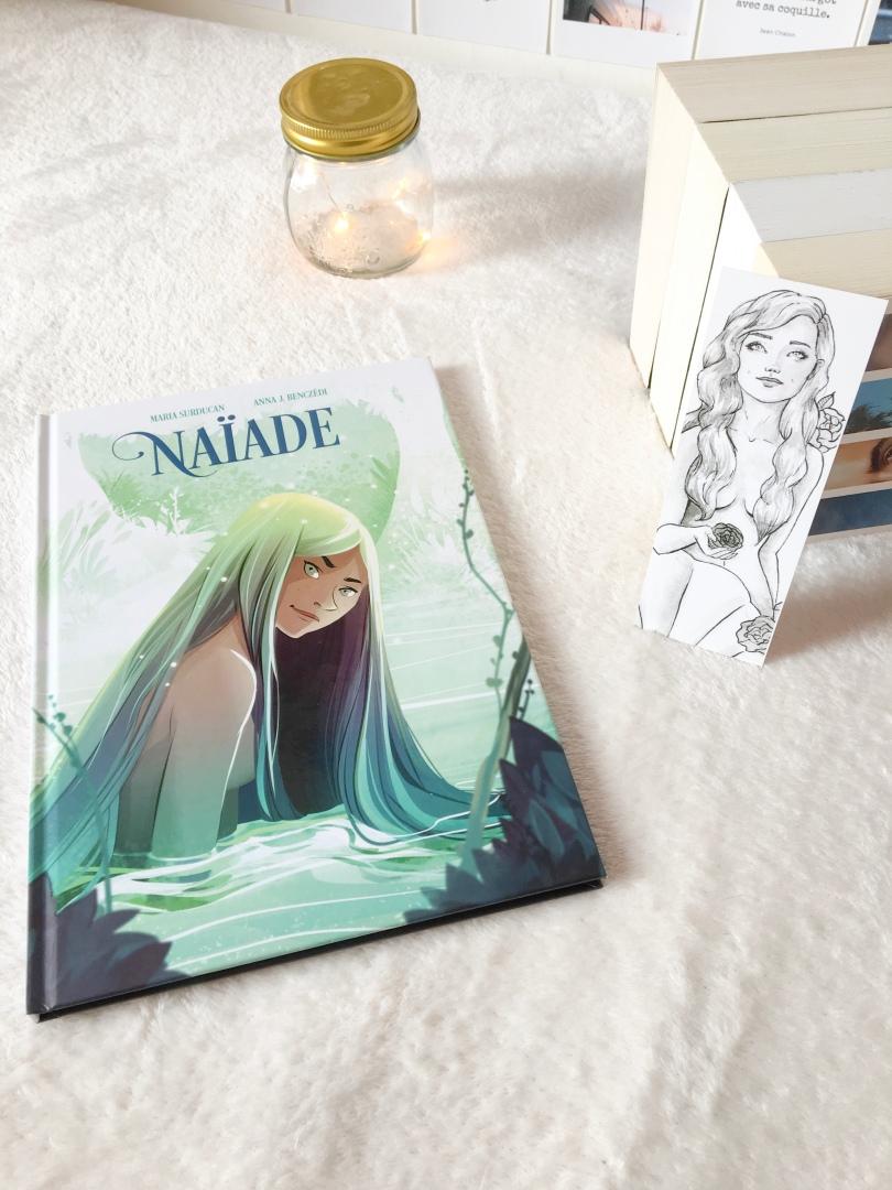 MAKAKA - Naïade - La page en folie