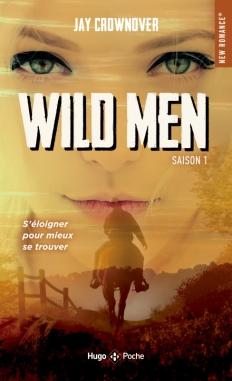 HUGO ROMAN - Wild men, tome 1 - Couverture - La page en folie.jpg