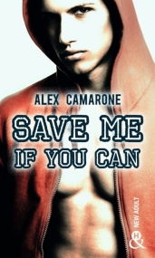HARLEQUIN - Save me if you can - Couverture - La page en folie
