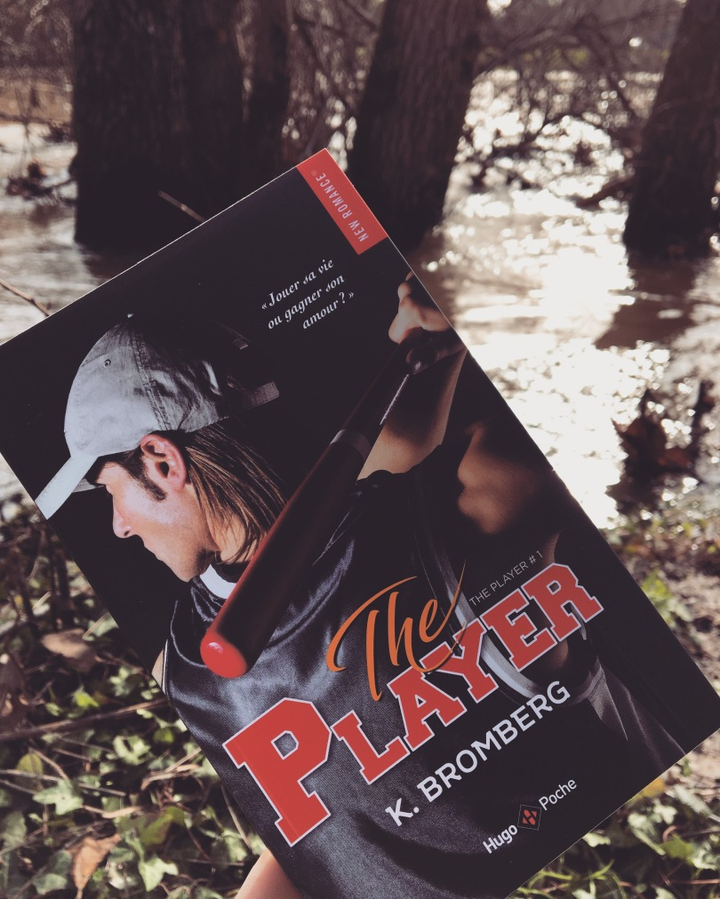 HUGO ROMAN - The Player - K. Bromberg - La page en folie